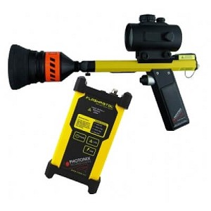 Photonix PX-Q555 Flashpistol Aerial Leak Tracer with 1550 nm Laser Source