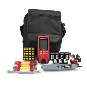 Platinum Tools T130K3 VDV MapMaster 3.0 Cable Tester Deluxe Pro Kit with Smart Remotes