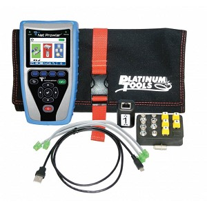 Platinum Tools TNP700 Net Prowler Network Cable Tester