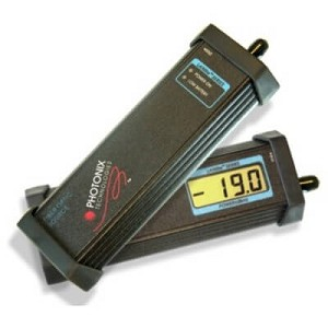 Photonix PX-D200 LANLITE Optical Power Meter and 850 ST LED Source Set