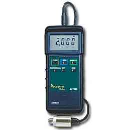 Extech 407495 Heavy Duty Digital Pressure Meter