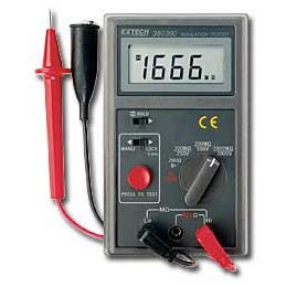 Extech 380360 Megohmmeter with Digital Display
