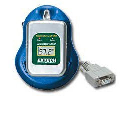 Extech 42275 Compact Datalogger for Temperature and Humidity Kit
