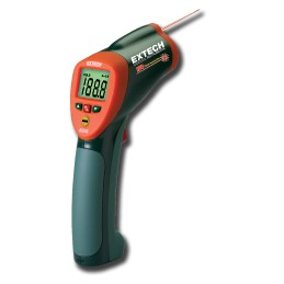 Extech 42545 High Temperature IR Laser Thermometer
