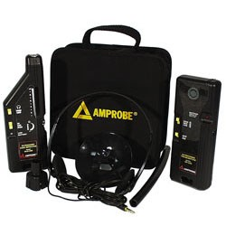 Amprobe TMULD-300 Handheld Ultrasonic Leak Detector Kit