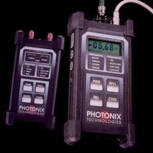 Photonix PX-D402 Datalogging Power Meter with 850-1300 nm Source Set