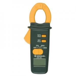 Greenlee CM-330 400A Compact Clamp Meter