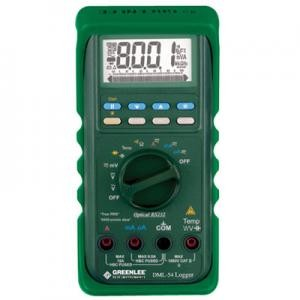 Greenlee DML-54 Digital Multimeter with Datalogging