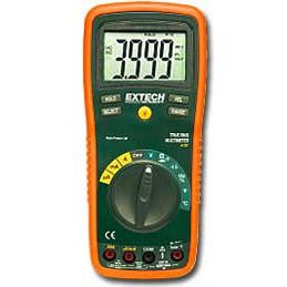 Extech EX430-NIST TRMS Digital Multimeter