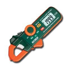 Extech MA120-NIST Mini Clamp Multimeter and Voltage Detector 200A