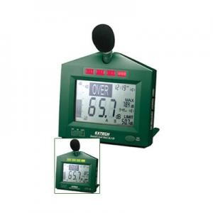 Extech SL130-NIST Digital Sound Level Meter with Alarm