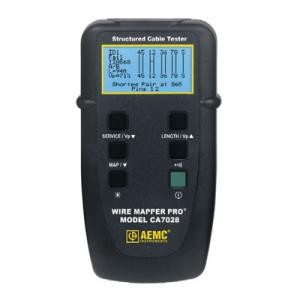 AEMC CA7028 Wiremap Network Cable Tester