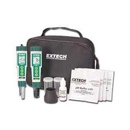 Extech DO610 Exstik II Handheld Digital pH Meter Conductivity Kit