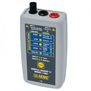 AEMC L562 Datalogger for Amps and Volts