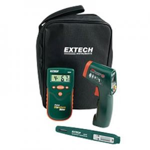 Extech MO280-KH2 Moisture Temperature and Humidity Inspection Kit