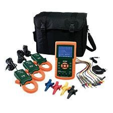 Extech 382100 Datalogging 3-Phase Power Analyzer 1200A