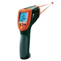Extech 42570-NISTL IR Thermometer with Dual Laser Targeting