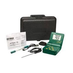 Extech Oyster-16 Microprocessor Temperature-pH-mV Meter Kit