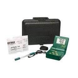 Extech Oyster-15 Microprocessor Temperature-pH-mV Meter Kit