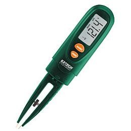 Extech RC200 SMD Tweezer Component Tester and Multimeter