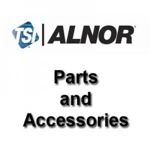 TSI Alnor 632650035 Red hose assembly with valve