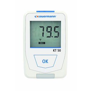Sauermann KT50 Temperature Datalogger with 16000 Data Points