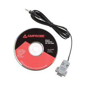 Amprobe TM-SWA RS232 Software Interface Cable