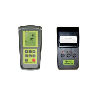 TPI 717A740 Combustion Flue Gas Analyzer with Printer and Smart Sensors