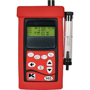 UEi K945CONS Industrial Flue Gas Analyzer NOx and SOx Kit